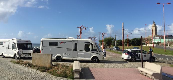 Ruta YAKART de autocaravanas por Galicia