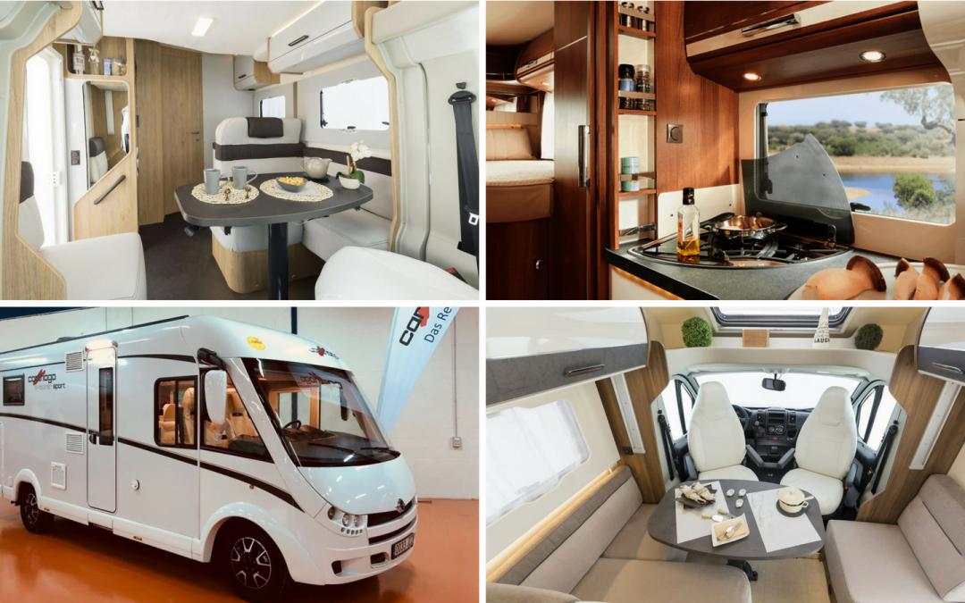 Busque autocaravanas de alquiler en San Sebastián y viaje por Europa