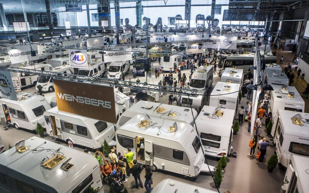 Salón Internacional del Caravaning llega a su 34 ° edición en Barcelona