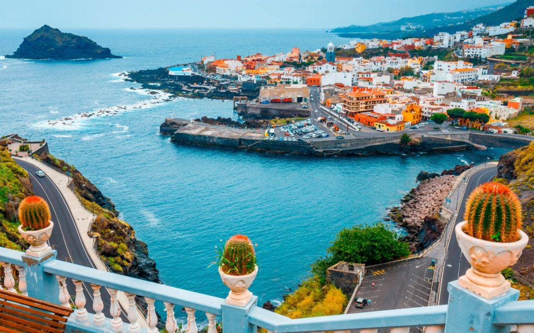 Disfrutar Tenerife en Autocaravana