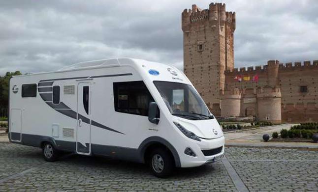 Autocaravanas para recorrer España este verano