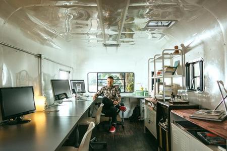 Caravanas oficina, las bondades de una oficina móvil