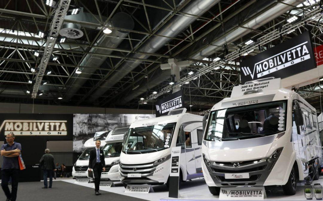 Las Autocaravanas que llegan en el 2020