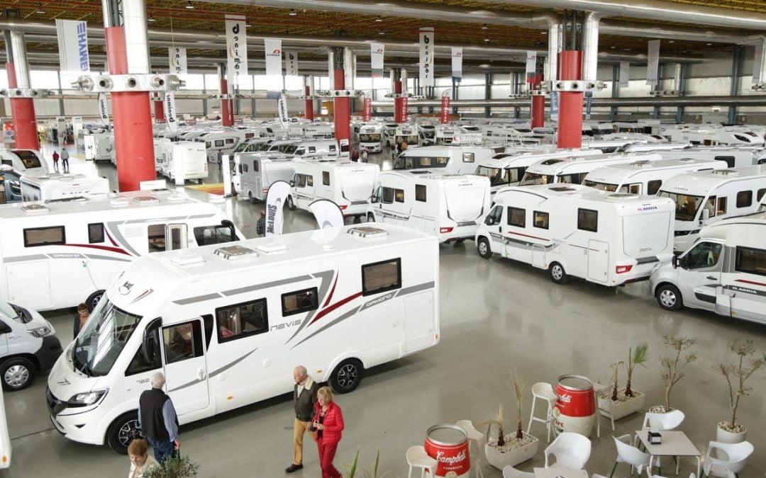 El sector de autocaravana logra récord de matriculaciones en 2019