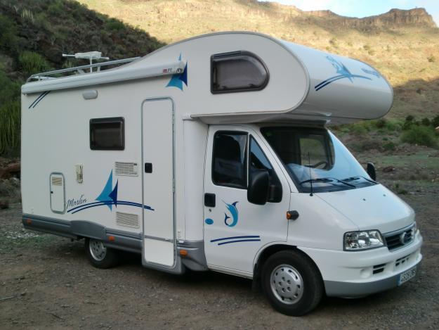 Incrementan el turismo y los campamentos para Caravaning en España