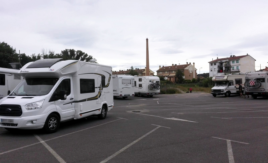 Turismo de autocaravanas bate récord en Huesca